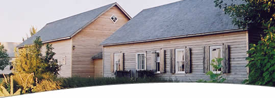 Mennonite Heritage Village - House & Barn